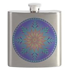 Sun flower-4. Flask