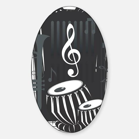 tabla Sticker (Oval)