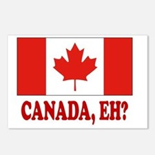 CANADA,EH? Postcards (Package of 8)