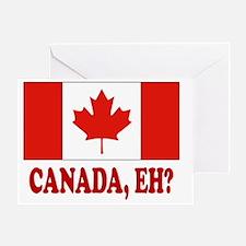 CANADA,EH? Greeting Card