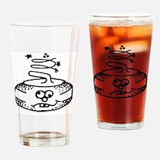 2-Drunk Drinking Glass