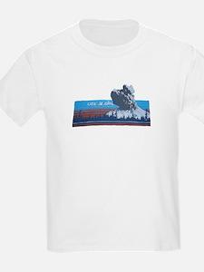 Mt. St Helens Kids T-Shirt