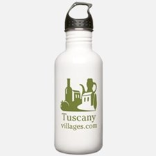 TuscanyVillages.com Lo Water Bottle