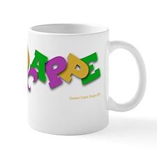 Mardi Gras Lagniappe Transparent Mug
