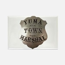 Yuma Town Marshal Magnets