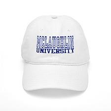 MCLAUGHLIN University Baseball Cap
