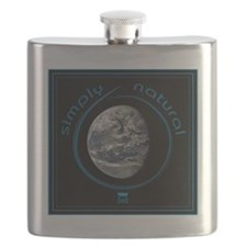 simply natural frame Flask