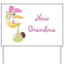 56 new grandma Yard Sign