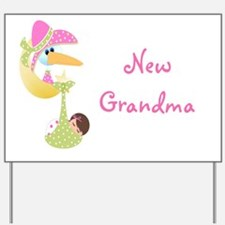 56 new grandma Yard Sign
