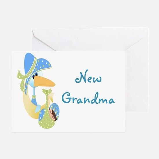 57 new grandma Greeting Card