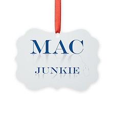 2-Mac_junkie Ornament