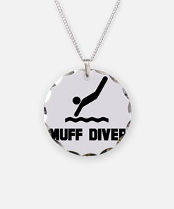 Muff Diver 1 Necklace