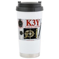 K3Y_QSL_2010_narrow Travel Mug