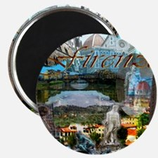 florence13a-10x10 Magnet