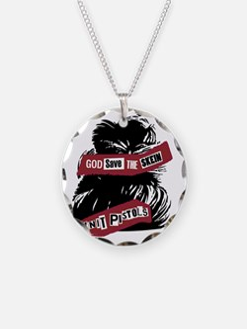 God Save The Skein Necklace