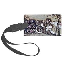 Off with Her Head Luggage Tag