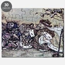 Off with Her Head Puzzle