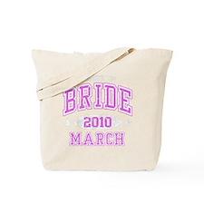 BRIDE2010MARCH Tote Bag