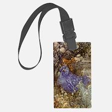 Fairy - Arthur Rackham Luggage Tag