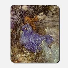 Fairy - Arthur Rackham Mousepad