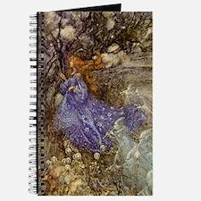 Fairy - Arthur Rackham Journal