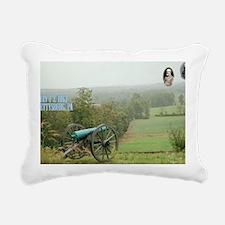 3-Gettysburg_Large Rectangular Canvas Pillow
