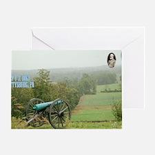 3-Gettysburg_Large Greeting Card