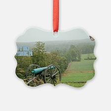 3-Gettysburg_Large Ornament