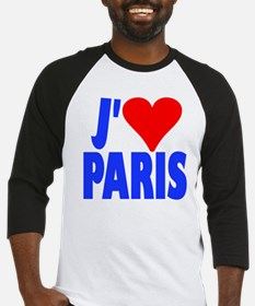 black jadore paris Baseball Jersey