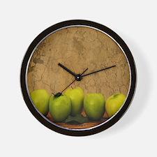 MAC_0730_tile2 Wall Clock