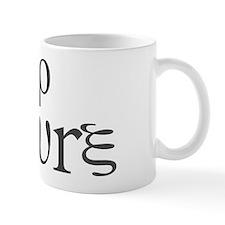 Up Yours Small Mug