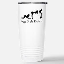 doggy evolution Stainless Steel Travel Mug