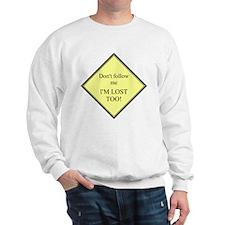2-10x10 ImLostToo Sweatshirt