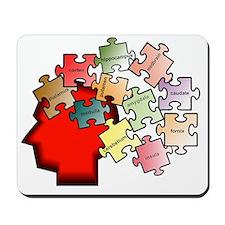 puzzleb Mousepad