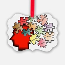 puzzleb Ornament