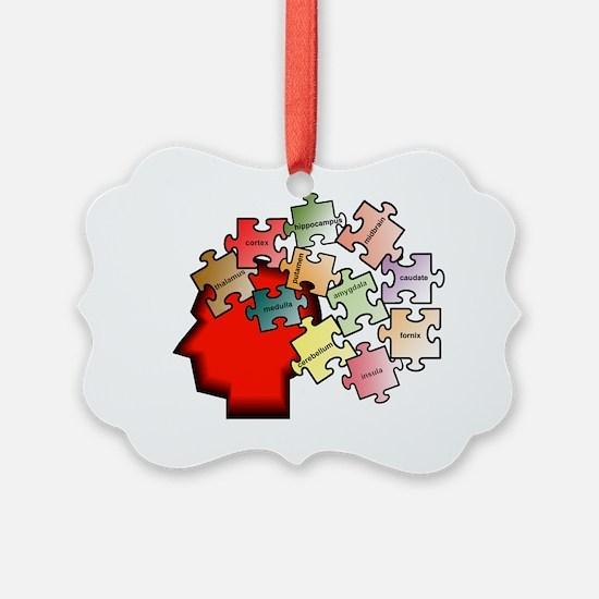 puzzleb Ornament