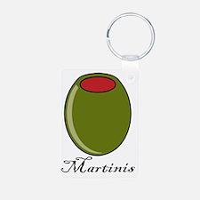 Martinis Keychains
