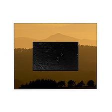Bennachie at sunset Picture Frame