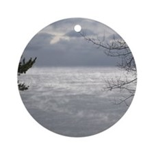 IMG_0342 Round Ornament