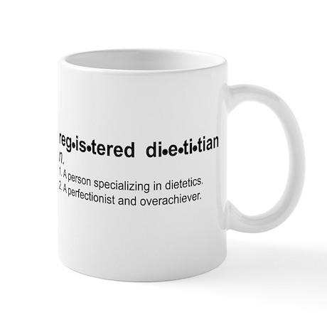 Registered Dietitian Mug