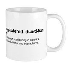 Registered Dietitian Small Mug