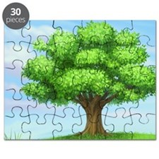 greenest tree Puzzle