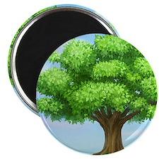 greenest tree Magnet