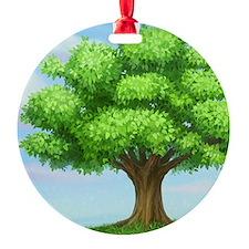greenest tree Ornament