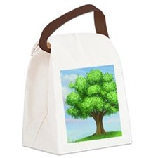 greenest tree Canvas Lunch Bag