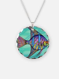 Angelfish Necklace