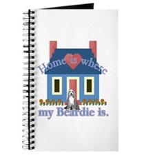 Bearded Collie Home Journal