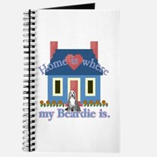 Bearded Collie Home Journal