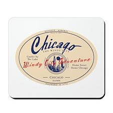 CHICAGO Designs Mousepad