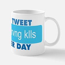 Live to tweet Mug
